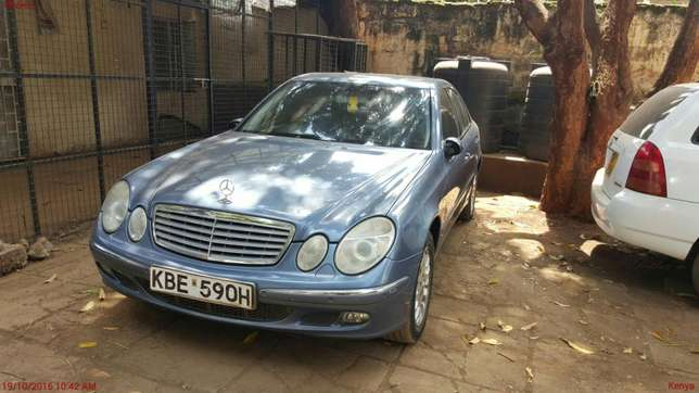 Very clean Mercedes Benz E270 CDI ON sale Highridge - image 1