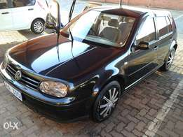 Golf 4 automatic in good condition