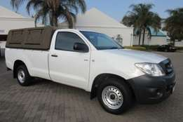 Toyota Hilux 2.0 (aircon) 2011