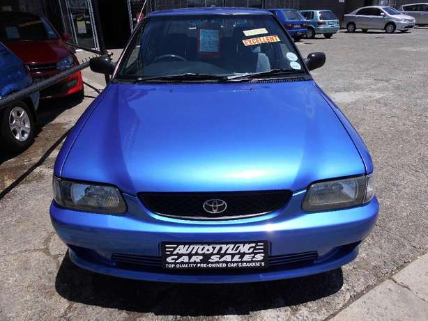 Autostyling Car Sales - East London-01 Toyota Tazz 130 immaculate cond East London - image 2