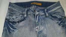 Ladies jeans. Ginger Mary