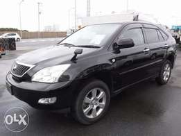 TOYOTA / HARRIER CHASSIS # ACU35-0027 year 2012