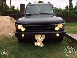 LandRover Discovery 2 Black
