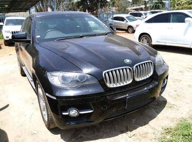 BMW X6 fully loaded black in colour. Lavington - image 4