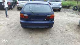 Direct Belgium Nissan Almera with sound engine and gear box, with A.C