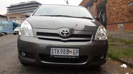 2006 Toyota Verso 1.8 SX Available for Sale