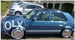 Moon Hubcaps / White Wall Inserts