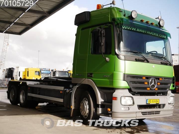 Mercedes-Benz Actros 2541 6X2 NL-Truck Euro 5 - 2007 - image 3