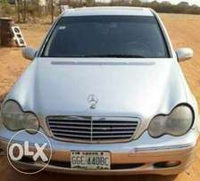 Clean Mercedes C240 For Sale