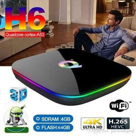 Android Smart high definition TV Box WiFi £ 44.00 52.55