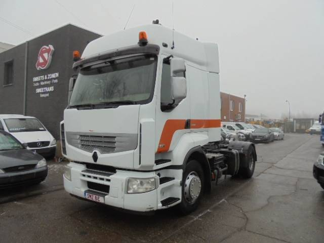 Renault Premium 440 Manual 628 Km Retarder - 2006