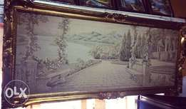 Antique small and mega wall paintings from world art gallery 25k-70k