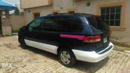Registered Toyota sienna for sale