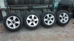 18inch Bmw X5 wheels - OEM