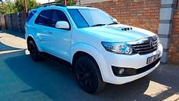 Toyota Fortuner 2014 3.0d-4d R/b A/t
