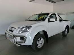 2014 Isuzu KB250d Leed Single cab R219 950