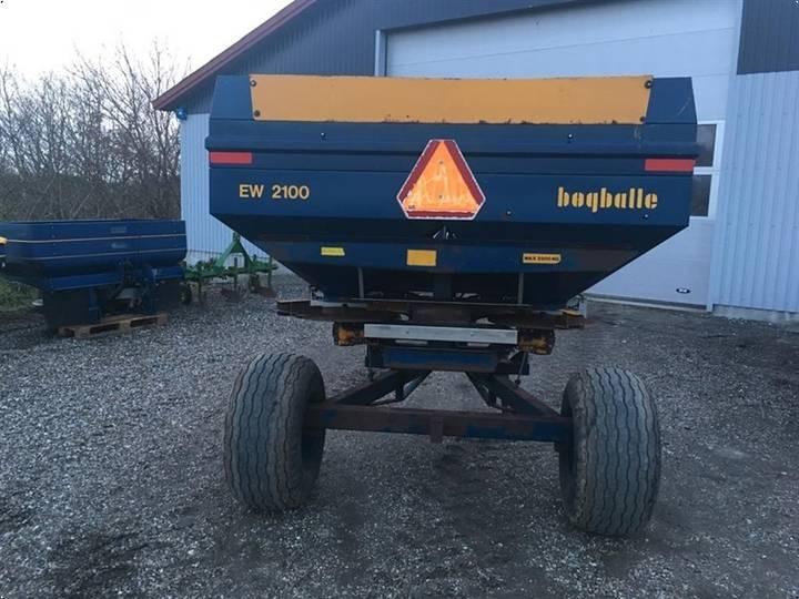 Bogballe Ew 1500 2100 Kg