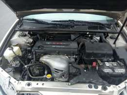 Tokunbo Camry 06
