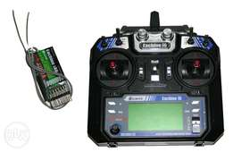 Fly Sky Fs-i6 with iA6 receiver