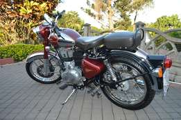 2012 Royal Enfield Classic Chrome 500