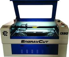EngravCut 1390S laser cutter and engraver