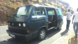 Negotiable Microbus for Sale