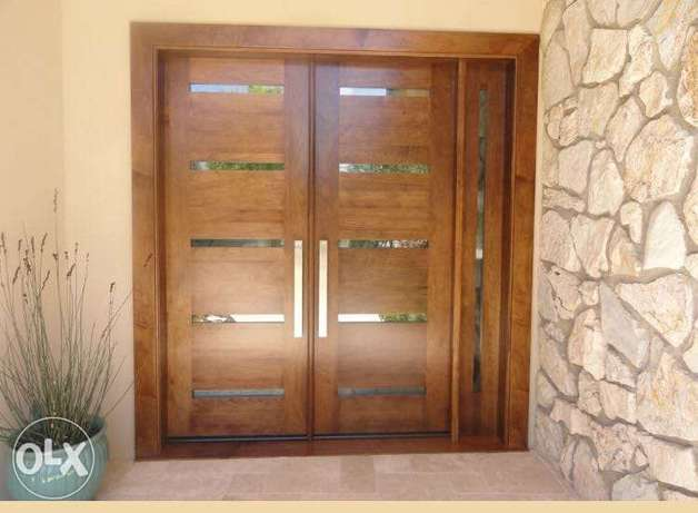 Doors and Other Customized Furniture MDF and Solid Wood