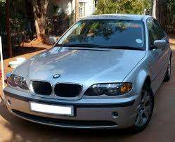 2002 BMW 320d for sale - can be used for spares