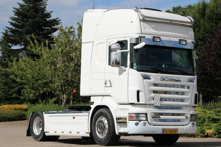 Scania R500 MANUELL/RETARDER EURO5! - 2007