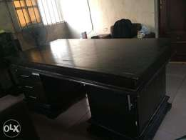 Big and Strong Conference Room Table with Drawers