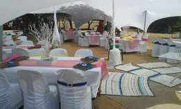 Stretch Tent - Non Water Proof To Hire