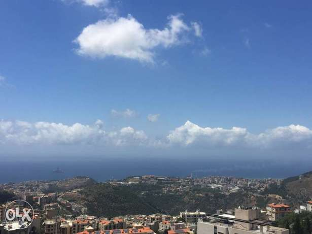 DUPLEX TERRACE for sale mazraat yachouh maten panoramic view