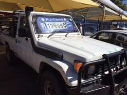 4.5 Land Cruiser Petrol Carb - Trade in welcome