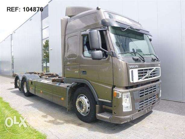 Volvo Fm410 6x2 Bdf Globetrotter Euro 5 Steering Axle - To be Imported Lekki - image 1