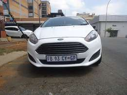 2014 Ford Fiesta1.4 Available for Sale