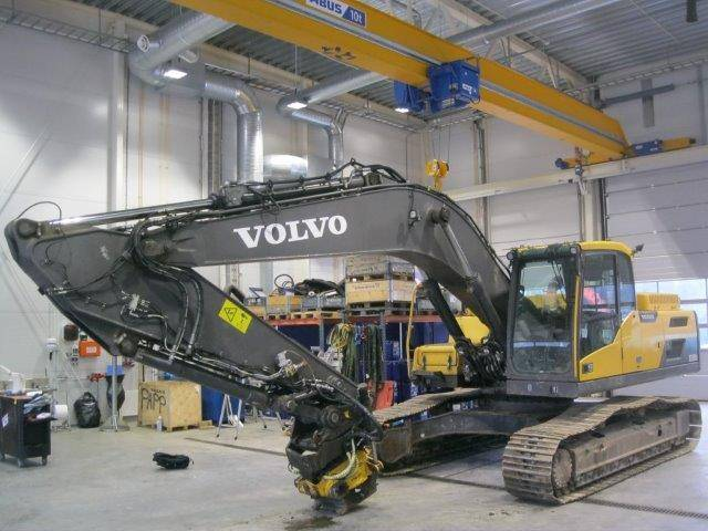 Volvo Ec250dl - 2013