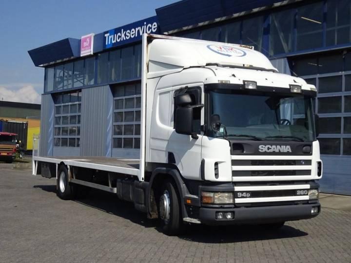 Scania P94DB4X2LB - 2001