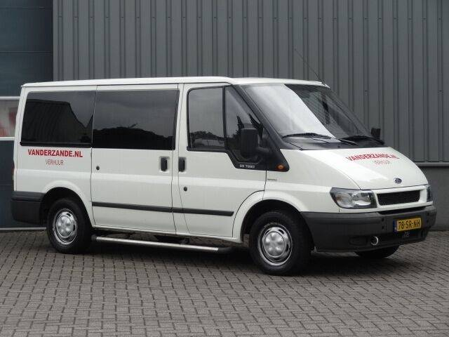 Ford TRANSIT FT 280S 2.0 TCDI 9PERS - 2006