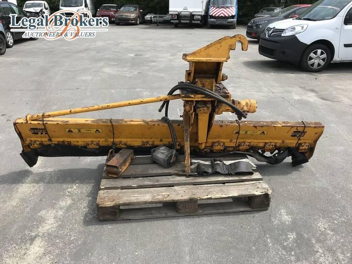 Herder hsr250 heggenschaar  equipment for sale by auction