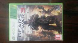 Gears of War 3 Xbox 360 game.