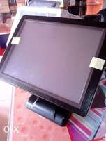 All in one POS touch terminal