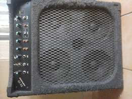 Guitar keyboard amplifier