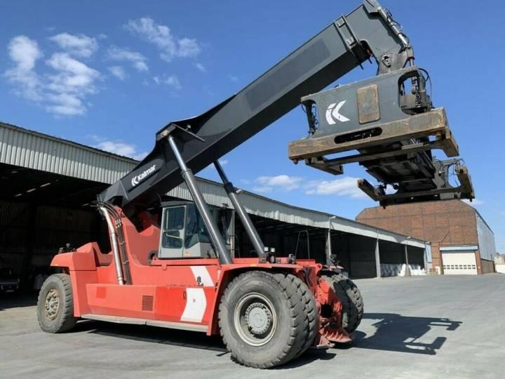 Kalmar DRF450-75S5XS barge handler - 2011