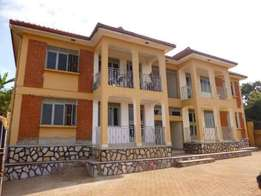 2bedroomed apartment for rent in ntinda at 650k