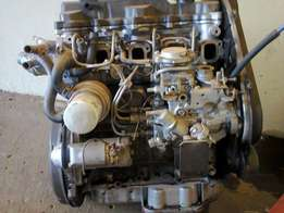 Opel Corsa 1.7 4EE1 Engine Parts For Sale