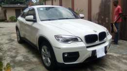 BMW X6 2012 model for sale, vry clean Tokunbo that will offer u de bes