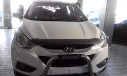 Hyundai ix 35 2.0 Model 2012 5 Door Colour White Factory A/C&CD Player