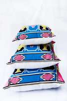 Scatter Cushions ethnic detail