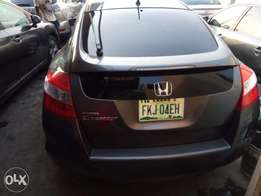 super clean honda crosstour 2010 model