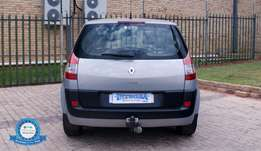 8863 Renault Scenic 2 Expression